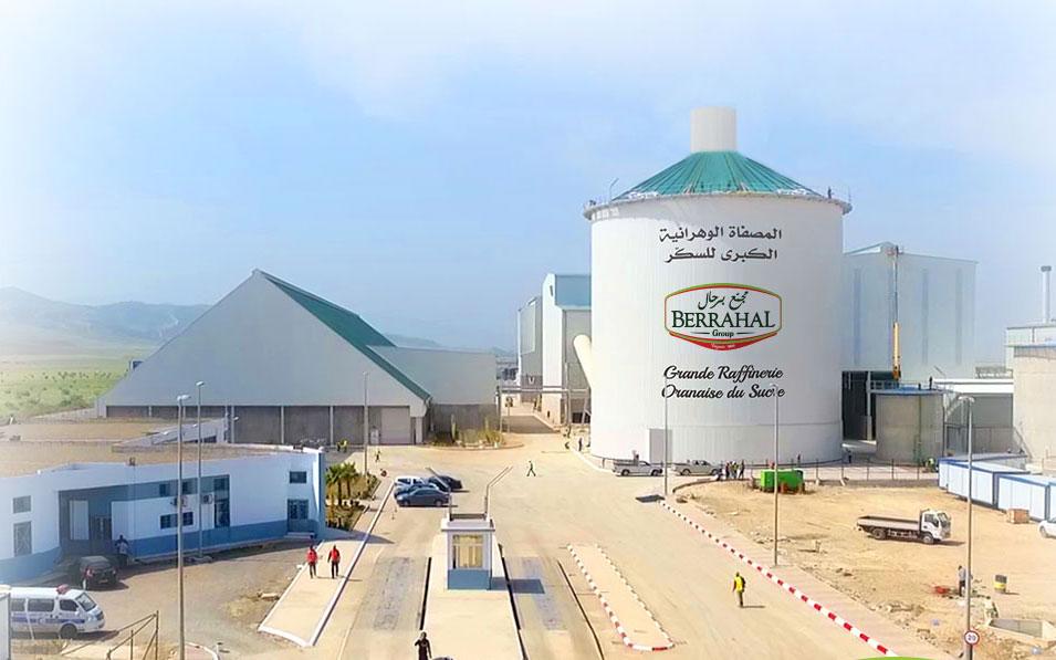 Grande Raffinerie Oranaise du Sucre (GROS)
