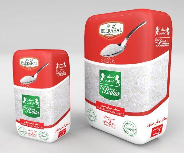Sucre blanc cristallisé - Berrahal Group